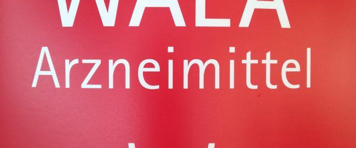 Schaufenster: WALA Arzneimittel
