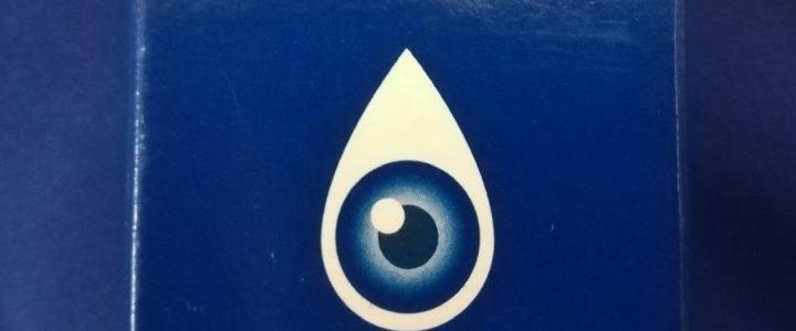 Schaufenster: trockenes Auge